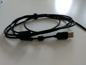 Kabelschutz der G502