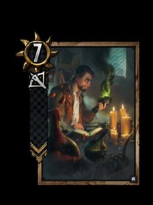 Alchemist - Gwent Kartenbild