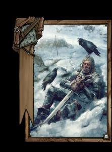 Beißender Frost - Gwent Kartenbild