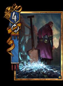 Blutiger Baron - Gwent Kartenbild