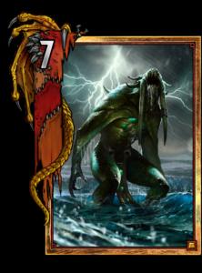 Dagon - Gwent Kartenbild