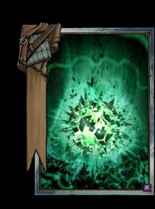 Dimeritiumbombe - Gwent Kartenbild