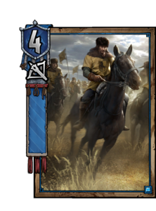 Leichte Kavallerie des Grauen Fähnleins - Gwent Kartenbild