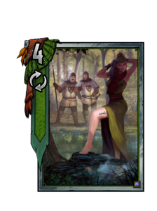 Malena - Gwent Kartenbild
