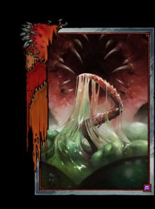 Monsternest - Gwent Kartenbild