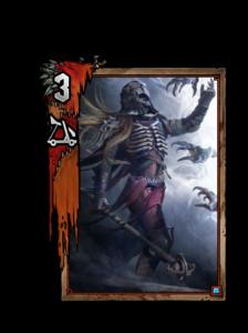 Navigatorin der Wilden Jagd - Gwent Kartenbild