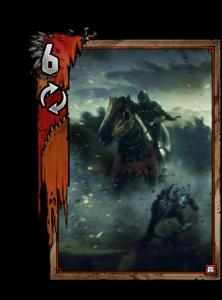 Reiter der Wilden Jagd - Gwent Kartenbild