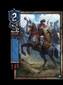 Schwere Kavallerie des Grauen Fähnleins - Gwent Kartenbild