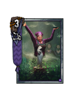 Sigrdrifa - Gwent Kartenbild