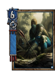 Späher der Blauen Streifen - Gwent Kartenbild