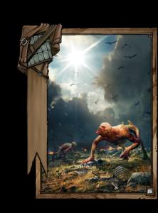 Tagesanbruch - Gwent Kartenbild