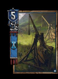 Verstärkter Tribok - Gwent Kartenbild